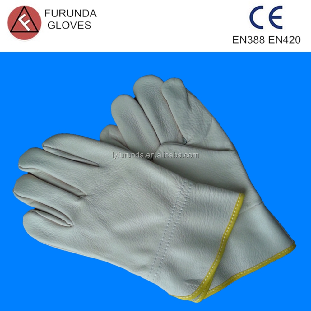 china cheap furniture leather work gloves for sale