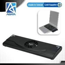 Portable USB Cooling Fan Adjustable Notebook Cooling Pad