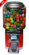 27mm bouncy balls vending machine ZJ501T(hair straightener vending machines)