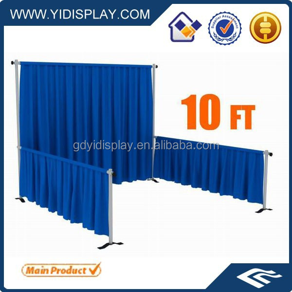 Wholesale good quality pipe and drapes for wedding, event, business use