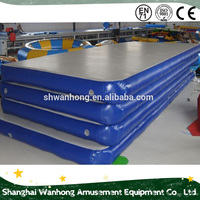 2016 New product inflatable gymnastics mats/inflatable air track