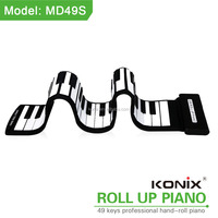 49 Keys USB MIDI Keyboard Music editing Device
