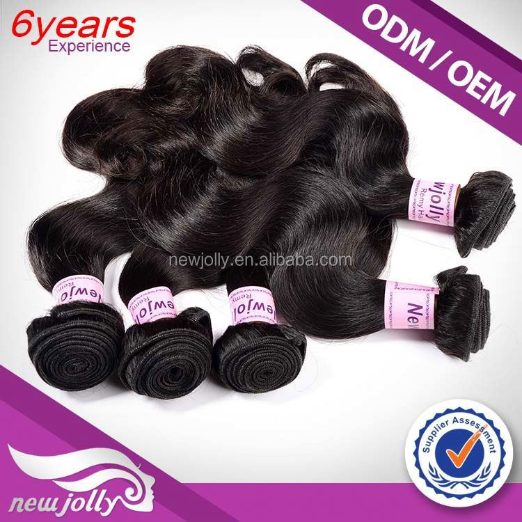 Beautiful Promotional Price 100% Natural Human Hair Can Be Bleached And Dyed Bhawani Enterprise