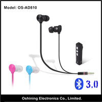 high quality minion stereo sound bluetooth earphone and headphone with TF card and speaker(OS-ST810)