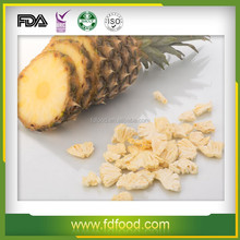 Healthy Freeze Dried Pineapple