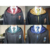 halloween costumes Robe Cloak with Tie Scarf Wand Glasses Ravenclaw Gryffindor Hufflepuff Slytherin for Harry Potter Cosplay