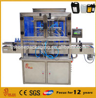 THE ONE CE factory oil vaporizer cartridge filling machine