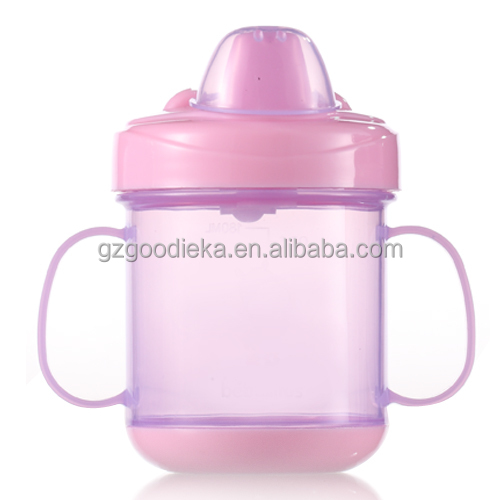 Twin Handle Non-Spill Baby Feeding Cup