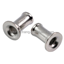OEM Service Nickel Plated steel rivet/tube rivet/stainless steel pop rivet