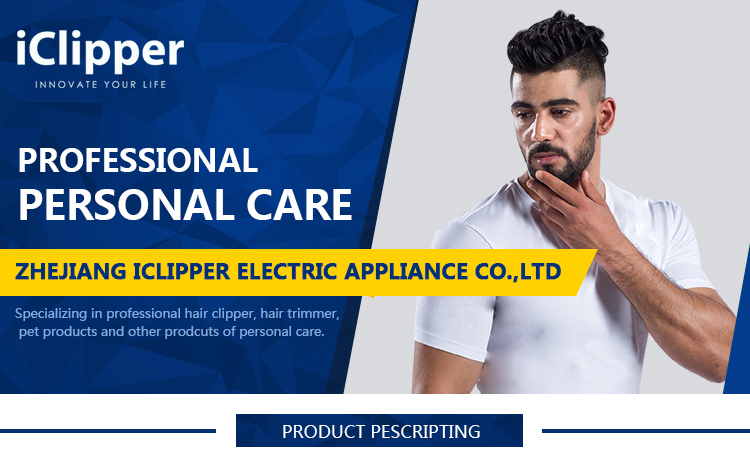 iClipper professional electric LED hair clipper hair salon&household A6s
