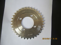 200cc pocket bike chain sprocket