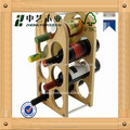 handmade bottle rack bamboo wood wine rack on sale