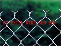 CHAIN LINK - GALVANIZED