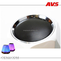 AVS OEM ODM new products high quality mini with led wireless speaker bluetooth 2016