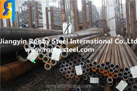 Round Section Mechanical Properties Of St52 mild Steel Pipe