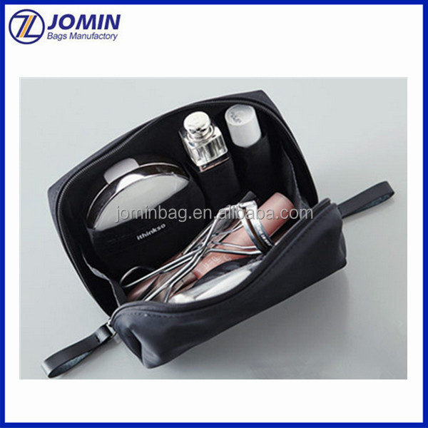 New arrival fashion lipstick holder with mirror, pu leather lipstick case