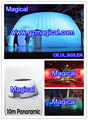 inflatable LED office