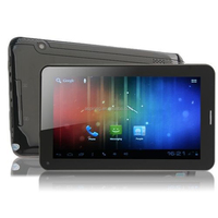 7 inch Phone Call 2G GSM Tablet PC Quad Core HD Screen phone tablets