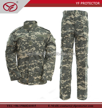 army surplus uniform with high performance