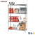 Chrome wire shelving for warehouse , metal shelf rack , heavy duty chrome wires shelving