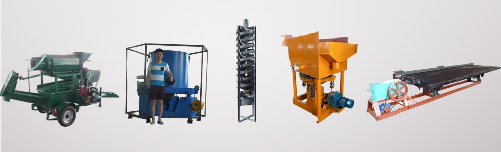 Gold Processing Equipment Gold Mining Machine