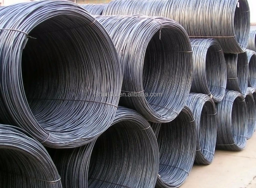steel Wire Rod Manufacturer SS400