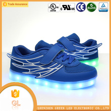 cheap sneaker light up kid shoes,led light up kid shoes China manufacturer