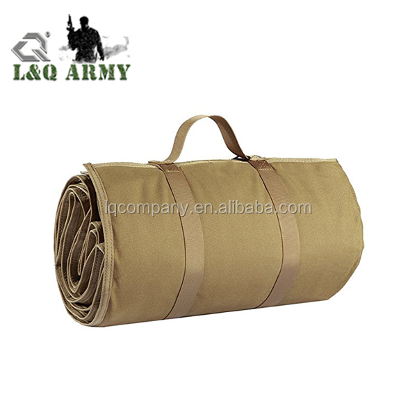 Outdoor Tactical Military Roll Up Shooting Mat