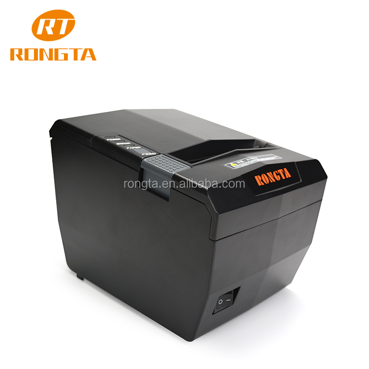 80mm pos thermal receipt printer with USB, ethernet interfaces