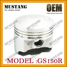 Chongqing Manufacture Motorcycle 150cc cylinder Piston For Suzuki