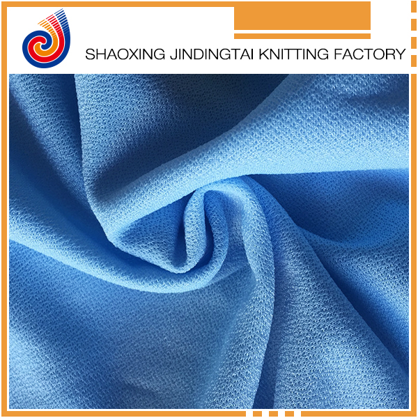 Fashion knitting polyester dye fabric for bedding