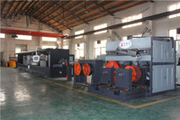 National standard copper bar roll forming machine