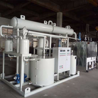 BOD-T Black Dirty Oil Reclaming Machine, Base oil converting system
