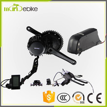 48v 750w 8FUN/Bafang Crank Mid motor BBS02 48v 750w mid central drive electric bicycles conversion kit