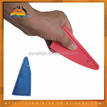 China New Design Silicone Remove And Finisher Wholesale Scraper