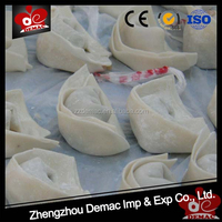 Looking for distributor in Singapore food factory Thailand dumpling making machine