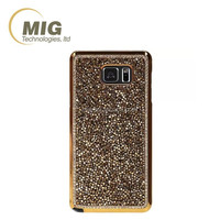 Back cover case with full diamonds crystal for samsung galaxy s6/ s5/ s4/ s3 cell phone cover for samsung s6 hot sell six colors