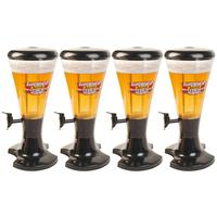 3 litres beer drink dispenser tower
