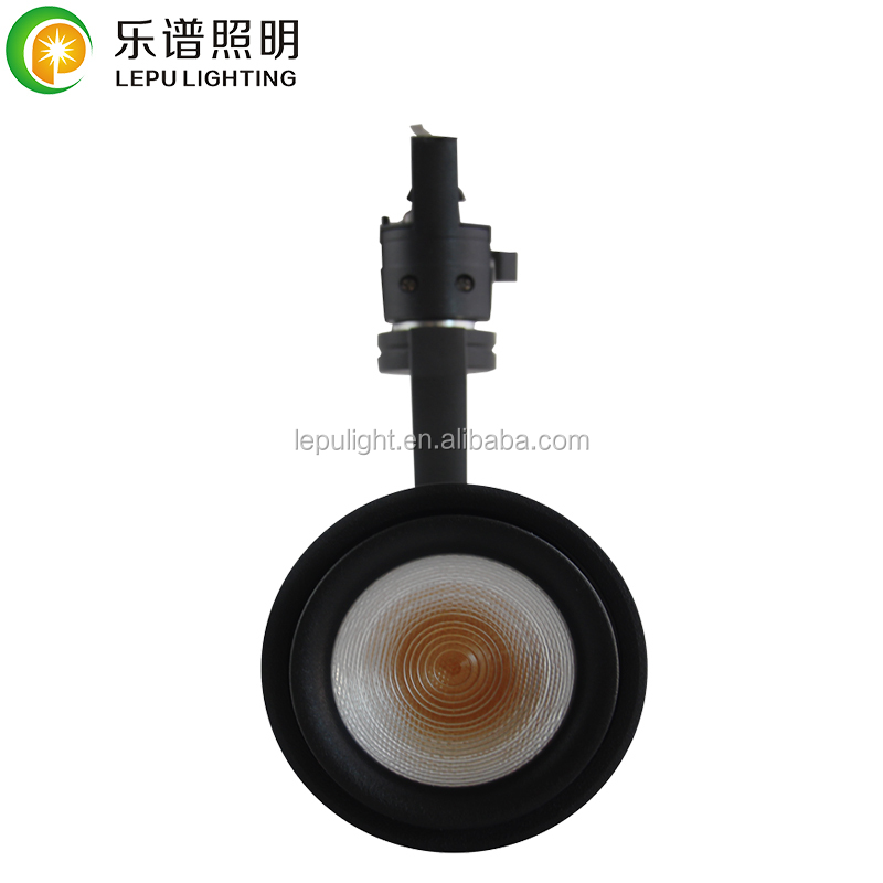 new design led track lighting angle adjustable warm white non dimmable with Tridonic driver CRI>92