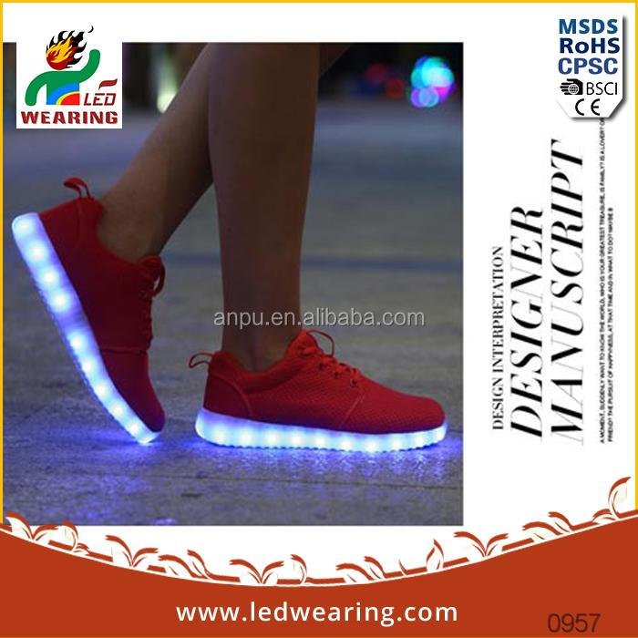 dance scarpe led spray antimicotico per scarpe