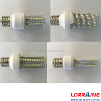 U shape energy saving electric saving 3w 4w 5w 6w 7w 8w 9w 10w 12w 15w e27 led corn lamp bulb