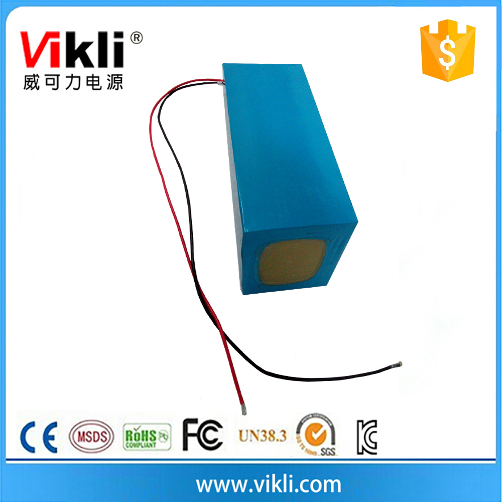 Rechargeable Battery 10V Li Ion Battery Pack 10Ah