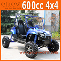 Latest Design 600cc 4x4 UTV Side by Side