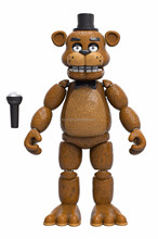 Funko Five Nights at Freddy's /Articulated Freddy Action Figure/plastic action figure hot sale