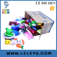 Educational intelligent super light play plasticine clay dough