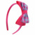 Wholesale Double Stacked Fabric Hair Bands HB-1612161-L