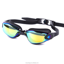 Prescription short sighted swim goggles on sale for adults