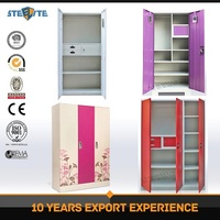 Large capacity wall almirah designs/iron almirah/bedroom furniture prices in pakistan