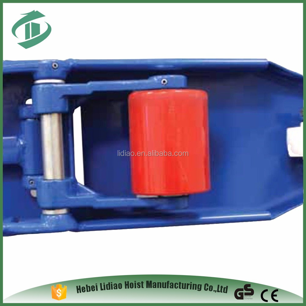 Hydraulic pump hand pallet truck 1t new battery charger lifter truck