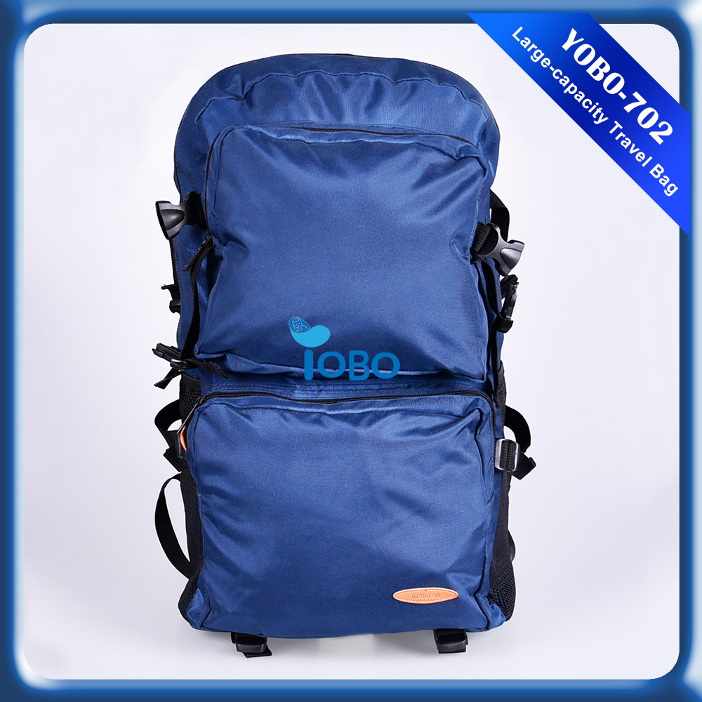 2016 hot selling Stylish big size convenient and fast travel backpack waterproof travel bag